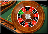 Mini Roulette powered by casino euro